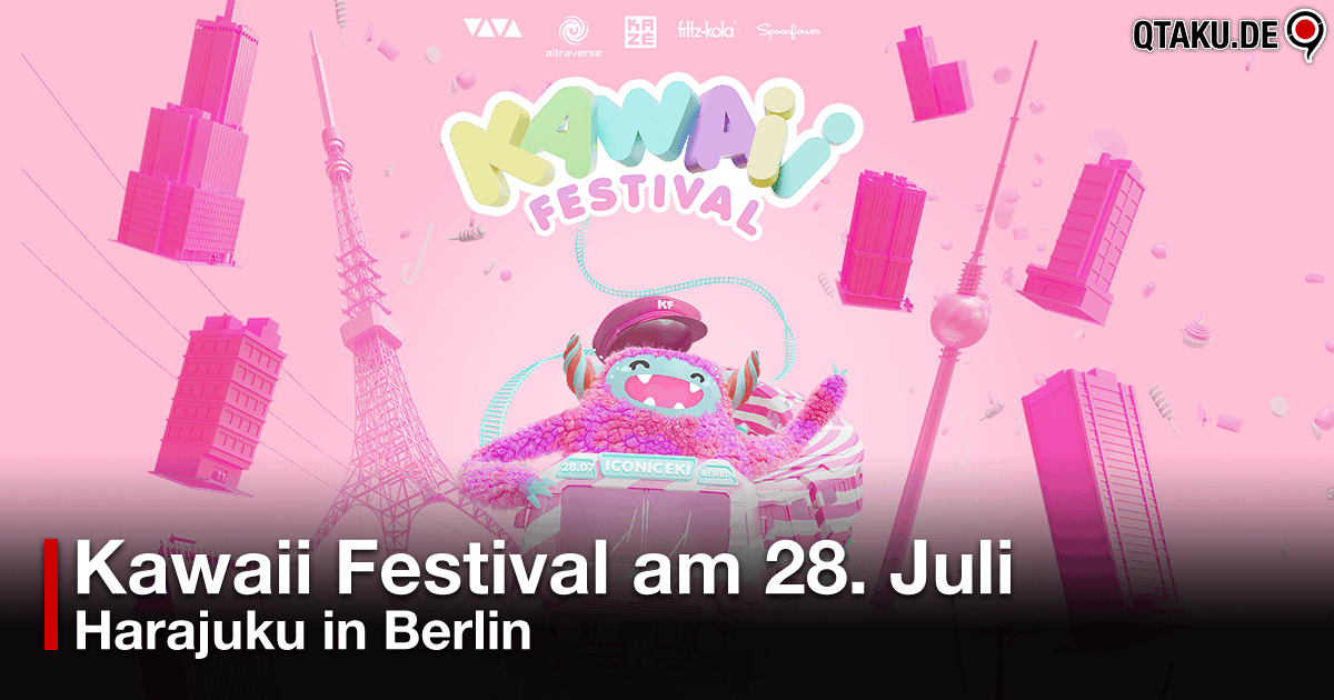 Kawaii Festival Am 28. Juli – Harajuku In Berlin